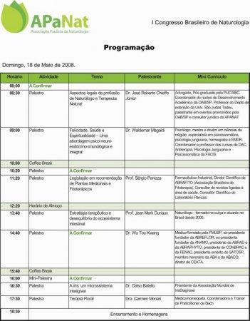 Programa    o Domingo